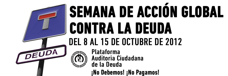 Semana de Acción Global contra la Deuda
