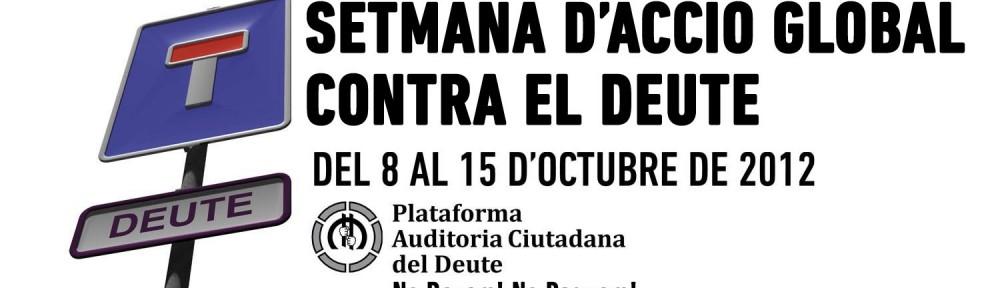 Setmana d'Acció Global contra el Deute