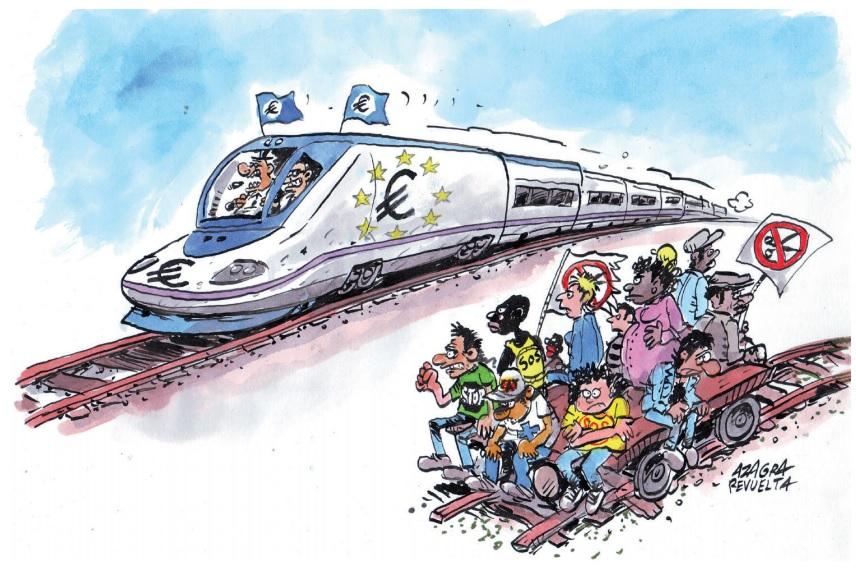 Tren de la UE