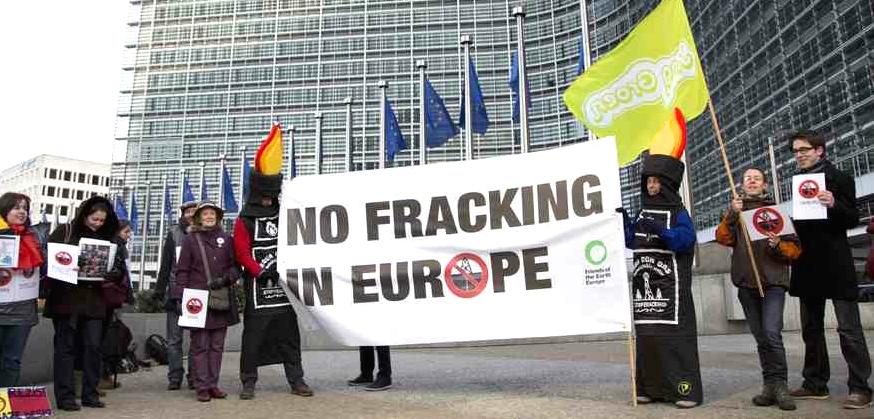 no frackin euro